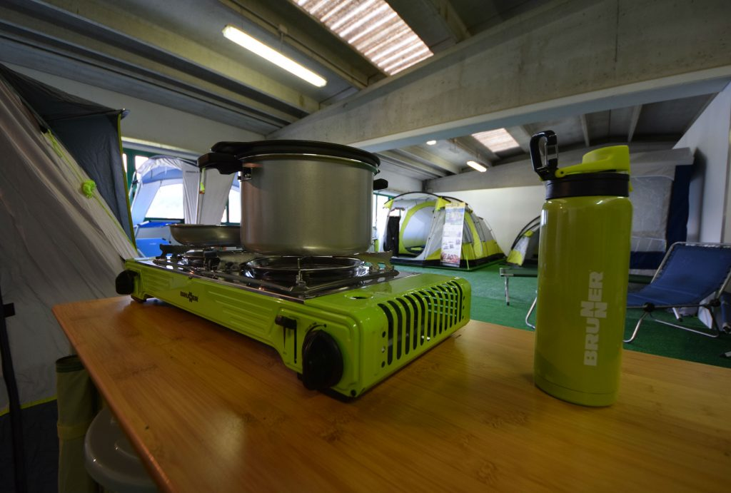 Mobili outdoor dema camper for Mobili outdoor
